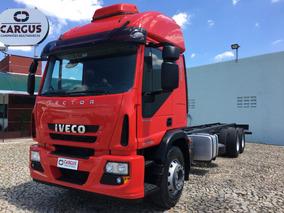 Iveco Tector 240e280 2014 (38 Mil Km Original)