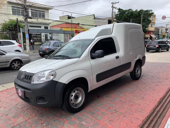Fiat Fiorino 1.4 Flex 4p 2017 2018 Zero De Entrada