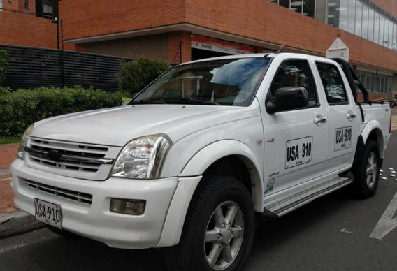 Chevrolet Luv D-max Ls Mt 3500cc 4x4