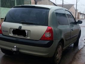 Renault Clio 1.0 8v Authentique 3p 2004