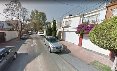Excelente Casa En Venta En La Colonia Insurgentes San Borja
