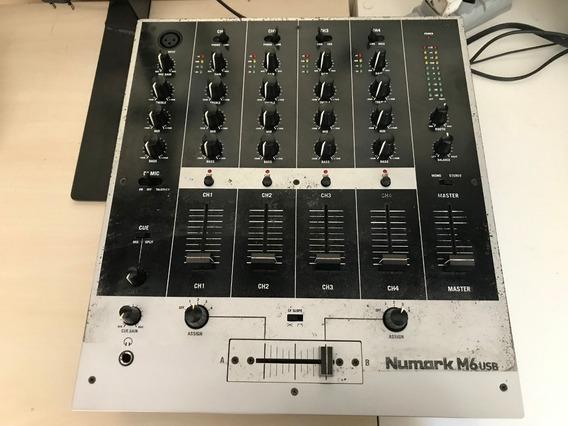 Mixer Numark M6 Usb