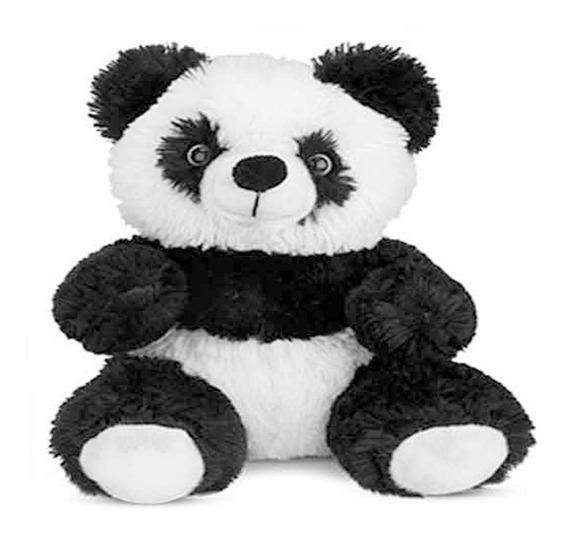 Urso Panda Sentado P Ursinho Pelucia