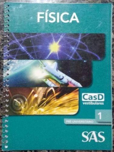 Livro Física 1 - Pré-universitário Vários Autores