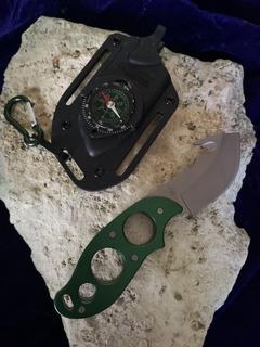 Columbia Cuchillo De Supervivencia Con Brujula