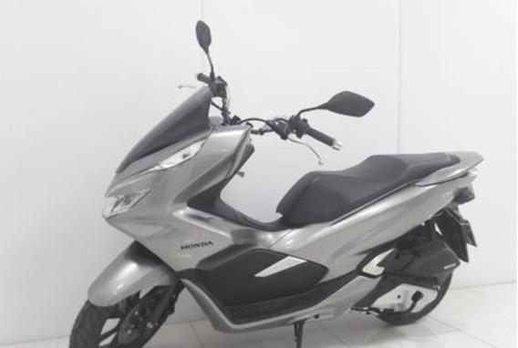Honda Pcx 2019 0km Prata