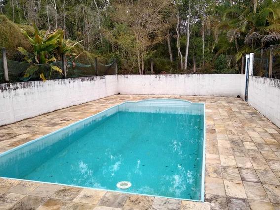 Juquitiba/bela Chácara C/piscina/riacho E Pomar/ref: 05027