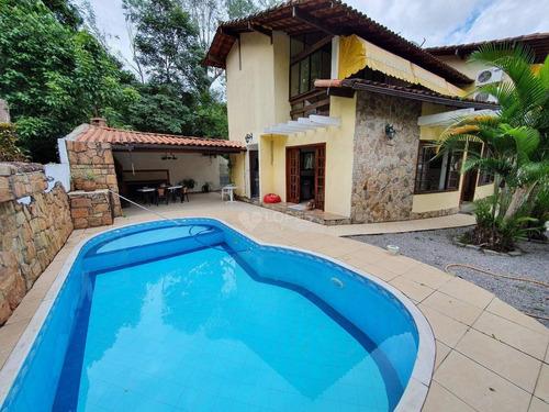 Imagem 1 de 29 de Casa Com 3 Quartos, 253 M² Por R$ 750.000 - Maria Paula - Niterói/rj - Ca20966