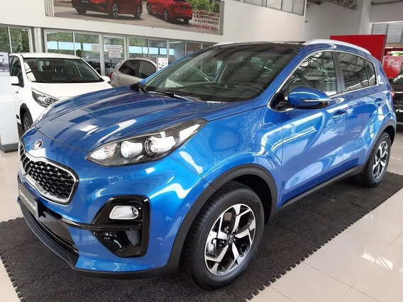 Kia Sportage Vibrant 2020 At- 2020