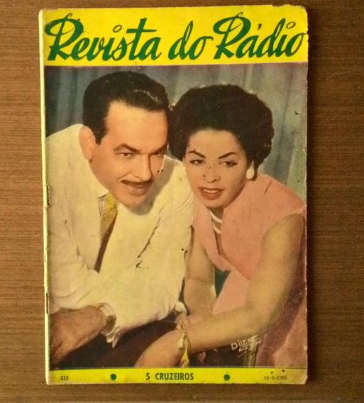 Revista Do Radio 1955 Isaurinha Garcia Galhardo Marlene