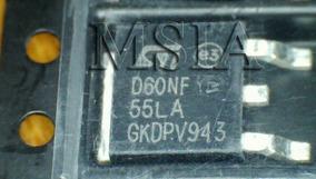 D60nf55l D60nf 55l To252 Frete Barato. Msia. P/ Ecu