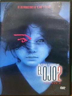 Dvd El Ojo 2 The Eye Hermanos Pang Región 1 Y 4