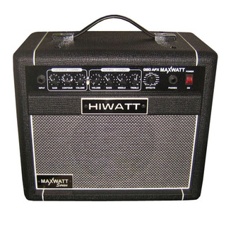 Amplificado Combo P/guitarra 20 W, Hiwatt G20afx