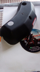 Capa Do Painel Da Yamaha Rd 125 Inferior Modelo Meia Lua