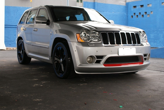 Jeep Grand Cherokee 6.1 Srt8 5p