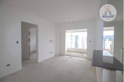Apartamento Com 2 Dormitórios À Venda, 65 M² Por R$ 180.000 - Cidade Ocian - Praia Grande/sp - Ap10129