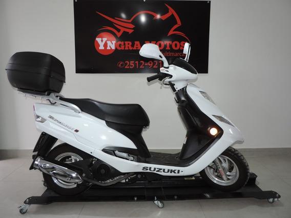 Suzuki Burgman 125i 2016