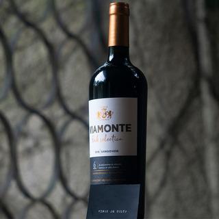 Vino Viamonte Oak Selection Sangiovese - Caja X6 -