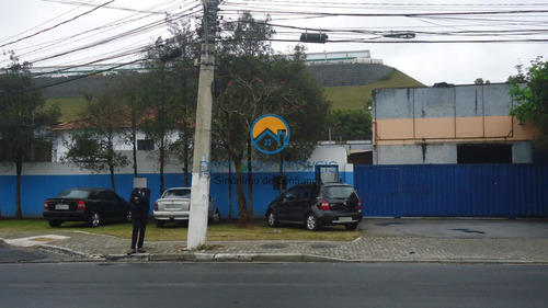Galpão Para Locação Em Embu Das Artes, Tingidor, 10 Banheiros, 90 Vagas - Gl071_2-1096500