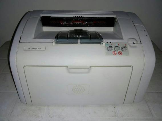 Impresora Hp Laserjet 1018.