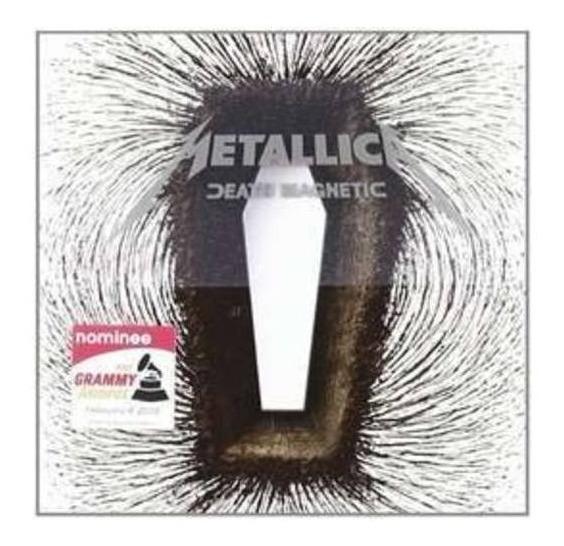 Metallica Death Magnetic Cd Nuevo
