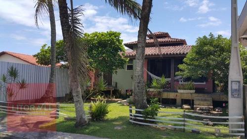 Casa Com 2 Dormitórios À Venda, 89 M² Por R$ 350.000,00 - Estância Balneária De Itanhaém - Itanhaém/sp - Ca1941