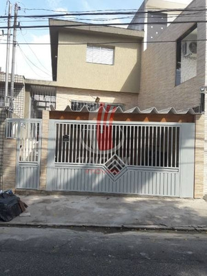 Sobrado No Bairro Vila Mafra, 3 Dorms, 1 Suíte, 2 Vagas, 250 M - 2390