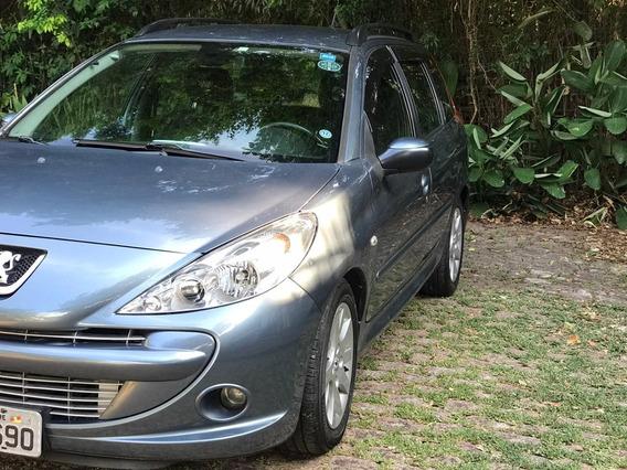 Peugeot 207 Sw 1.6 16v Xs Pack Flex Aut. 5p 2009