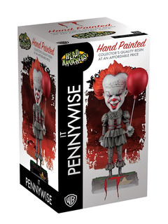 Neca It (2017) Pennywise Head Knockers