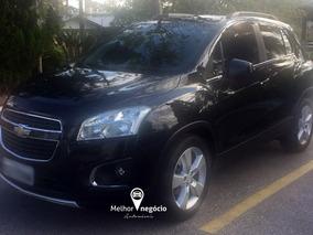 Chevrolet Tracker Ltz 1.8 4x2 Flex Aut. 2014 Preta