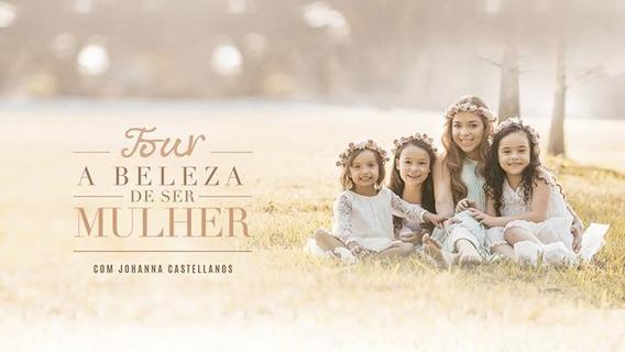 Livro Johanna Castellanos - A Beleza De Ser Mulher