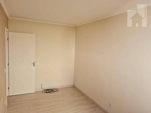 Imagem 1 de 23 de Apartamento Com 2 Dormitórios À Venda, 54 M² - Residencial Jundiaí Ii - Jundiaí/sp - Ap1846
