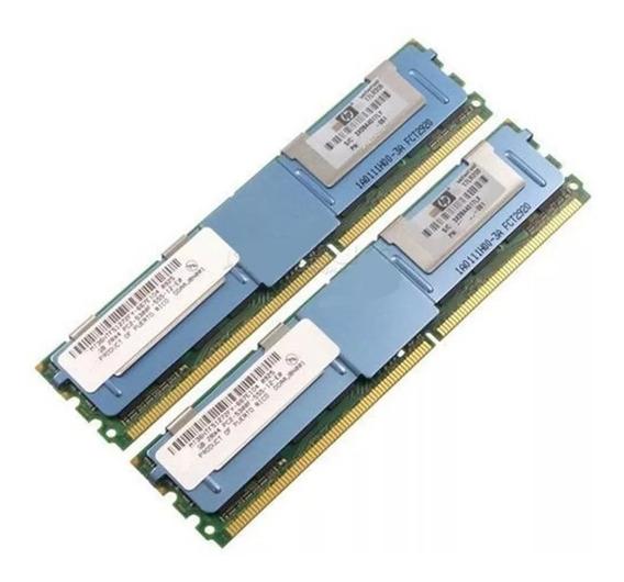 Memoria Ddr2 2 Gb Marca Hp 667 Mhz (servidores)