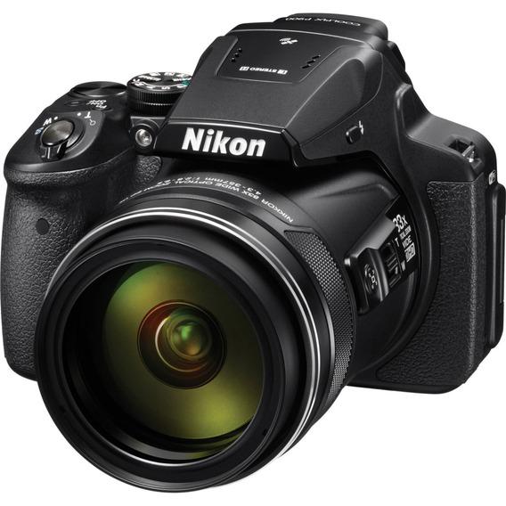 Nikon Coolpix P900 83x Vr Fullhd Wifi Nfc Nueva En Cuotas