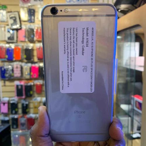 iPhone 6s De 64gb Plus Factory Celular 809-546-6178