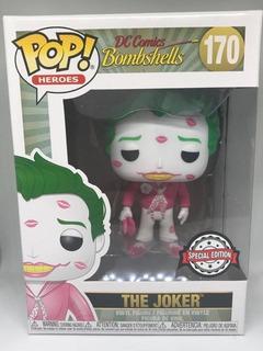 Funko Pop The Joker Dc Bombshells Special Edition Guason