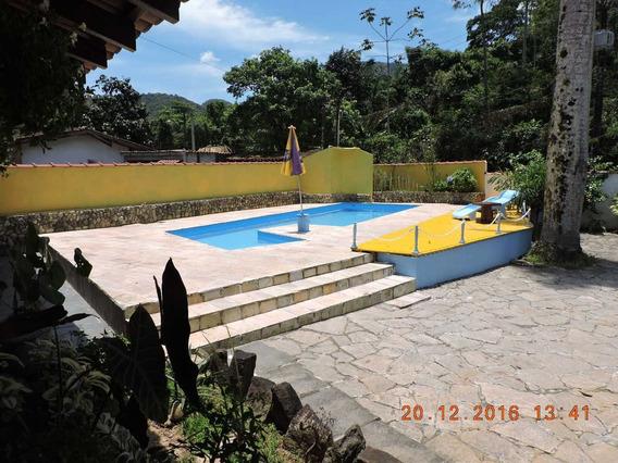 Casa Piscina Ubatuba-10 Pessoas-pereque Mirim