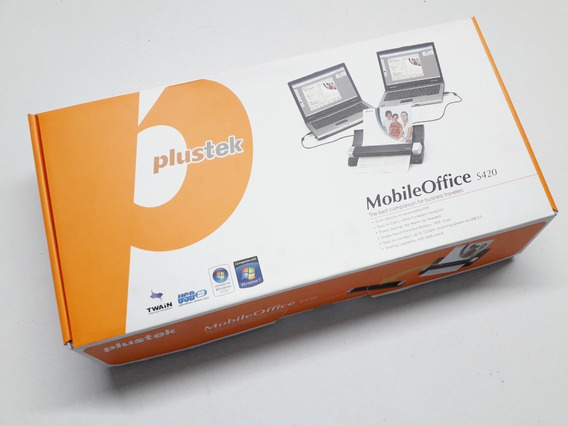 Plustek S420 Mobile Office