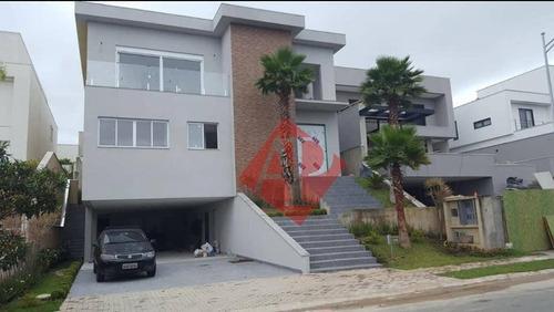 Imagem 1 de 11 de Sobrado À Venda, 570 M² Por R$ 4.500.000,00 - Tamboré 10 - Santana De Parnaíba/sp - So0336