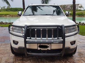 Jeep Grand Cherokee Overland 4x4 Mt