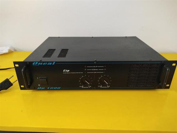 Amplificador Oneal Op 1800