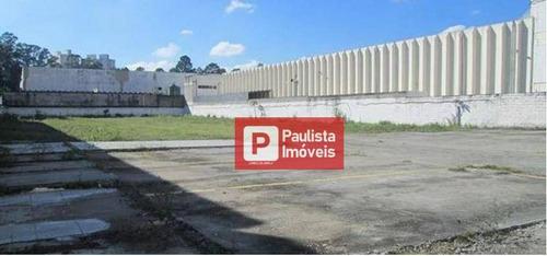 Terreno, 2507 M² - Venda Por R$ 9.000.000,00 Ou Aluguel Por R$ 25.000,00/mês - Jurubatuba - São Paulo/sp - Te0405