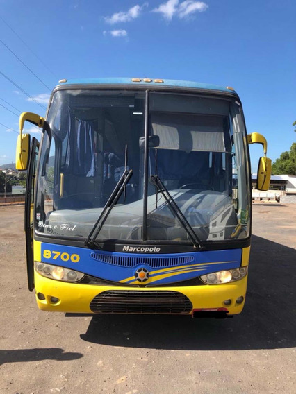 Ônibus Rodoviário Marcopolo Viaggio Modelo 1050 / Mbenz