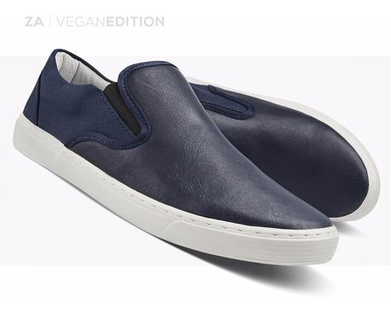 Sapatenis Masculino Sliper Sapato Tenis Zalupe Vegan Edition