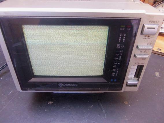 Televisor Portátil Sansung Ver Descrição