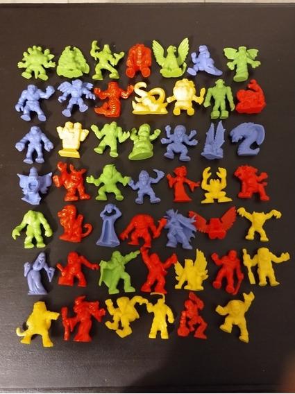 Monstruos De Bolsillo Matchbox Serie Completa