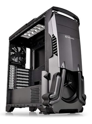 Case Cpu Thermaltake Versa N24 Atx Gaming Traslucido Nuevo