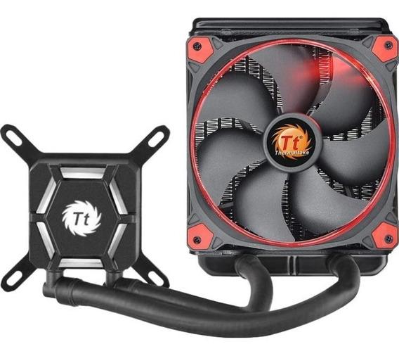 Water Cooler Thermaltake X120 3.0 Riing Red
