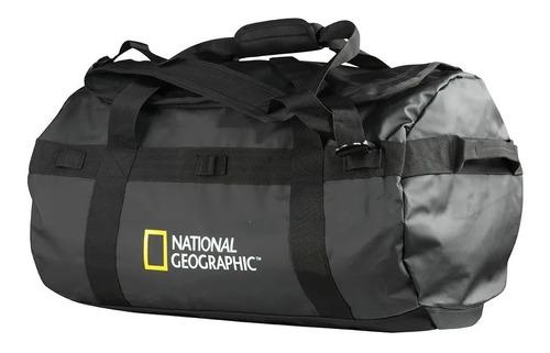 Bolso Mochila 80 Litros Impermeable National Geographic