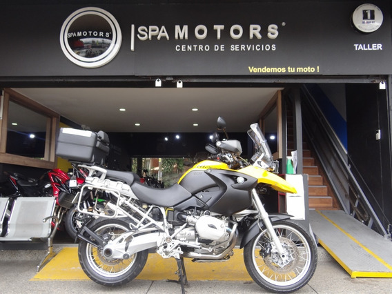 Bmw R1200 Gs Amarilla Impecable